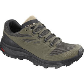 Salomon OUTline GTX Kengät Miehet, burnt olive/black/safari